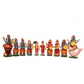 Kondapalli Wooden Dasavatharam